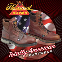 American Made Thorogood Boots