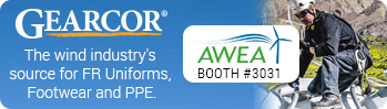 Come see us at AWEA Windpower 2018
