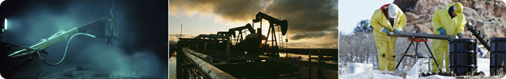 Mining, Oil & Gas