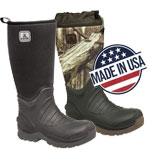Made in USA Rubber Boots
