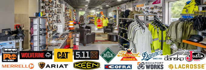 Gearcor Work Footwear, Work Clothing and Safety Gear Store