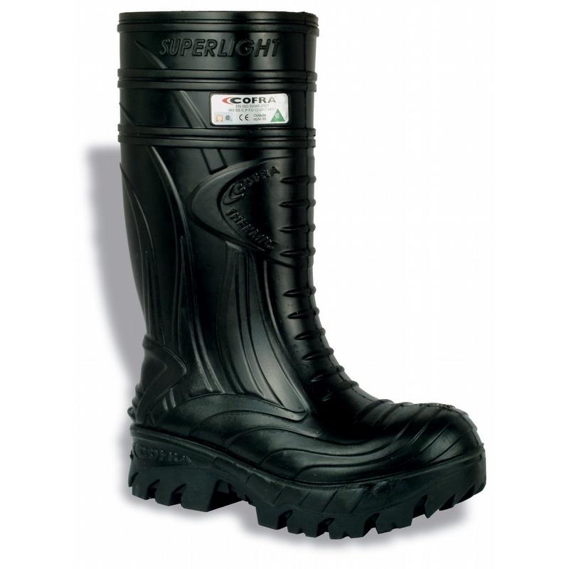 e9f0fe3b536 Cofra 00040-CU3 Thermic Insulated Met Guard Composite Toe Boot Black
