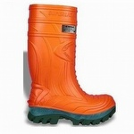 Cofra 00040-CU4 Thermic Insulated Met Guard Composite Toe Boot Orange