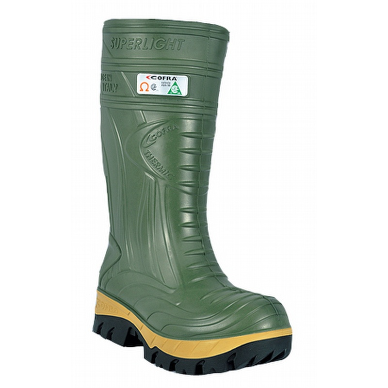 Metatarsal Rubber Work Boots