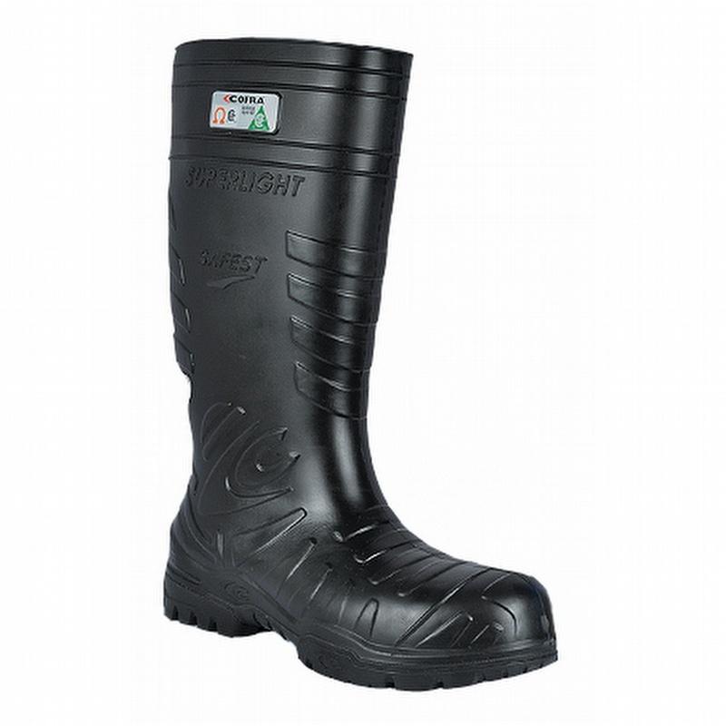 Cofra 00060 Cu4 Safest Black Eh Pr Insulated Composite Toe