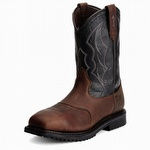 Ariat 10012932 Men's Rigtek Wide Square Composite Toe H2O Oiled Brown
