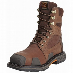 5f11022c532 Anti Fatigue Leather Work Boots