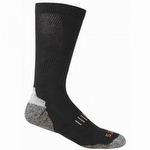 5.11 Year Round OTC Sock Black