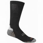 5.11 Year Round OTC Sock Black