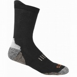5.11 Year Round Crew Sock Black