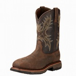 Ariat 10017420 Workhog H2O Wide Square Composite Toe Boot
