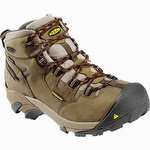 Keen 1007009 Detroit Mid-Cut EH Waterproof Soft Toe Work Boots