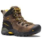 Keen 1007025 Pittsburgh Waterproof Steel Toe Work Boot Slate Black