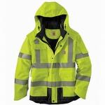 Carhartt 100787 High Visibility Class 3 Sherwood Jacket