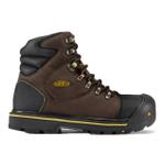 Keen 1007976 Milwaukee Slate Black 6-inch Steel Toe EH Work Boots
