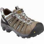 Keen 1008823 Women's Flint Low Steel Toe Work Shoe