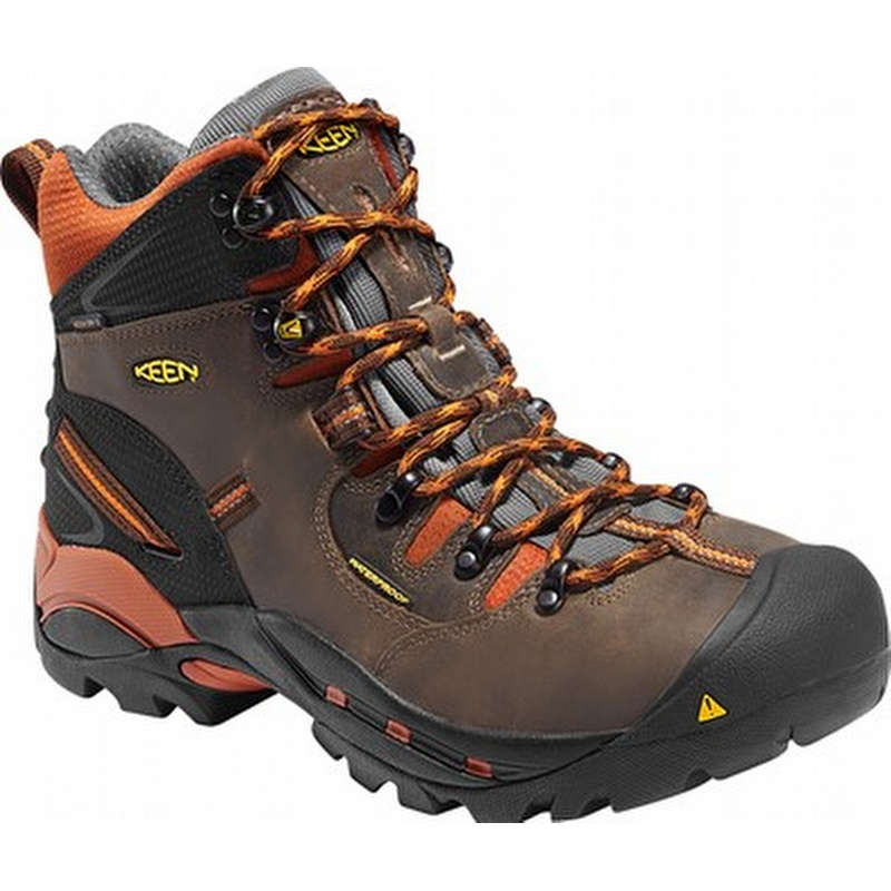 a75ac316a60 Keen 1009709 Pittsburgh Soft Toe EH Work Boot