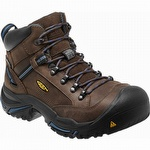 Keen 1012771 Braddock USA Mid Leather Waterproof Steel Toe Work Boot