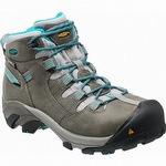 Keen 1014599 Women's Detroit Mid Steel Toe Boot Gargoyle