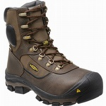 Keen 1015392 Leavenworth Waterproof USA Made Insulated Steel Toe Boot