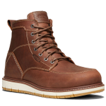 Keen 1020055 San Jose 6 Inch Wedge Safety Toe Boot Gingerbread