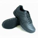 Genuine Grip 1030 Men's Slip-Resistant Lace Up Athletic Shoe Black
