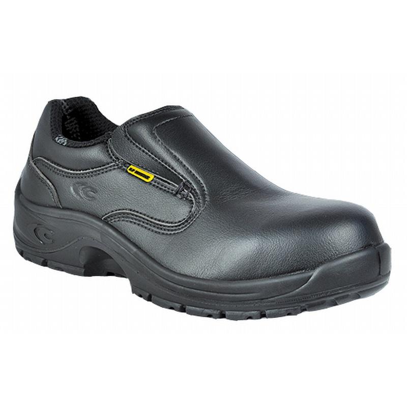 Black Cofra Kendall Mens Work Shoe