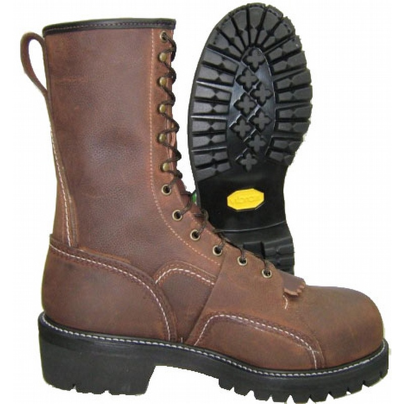 0af02e973e1 Hoffman 10 inch Dri Line Composite Toe Lineman Boot
