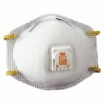 3M Disposable Respirator with Exhalation Valve 8511, N95 (Box of 10)