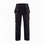 Blaklader 1630 Bantam Work Pants Steel Blue