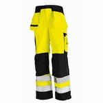 Blaklader 1633 Class E Hi Vis Work Pants