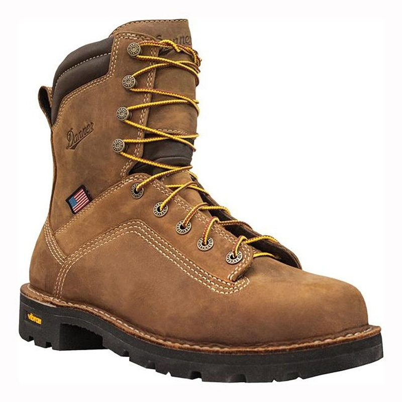 474b434063e Danner 17321 Quarry USA 8-inch Insulated Composite Toe Boot