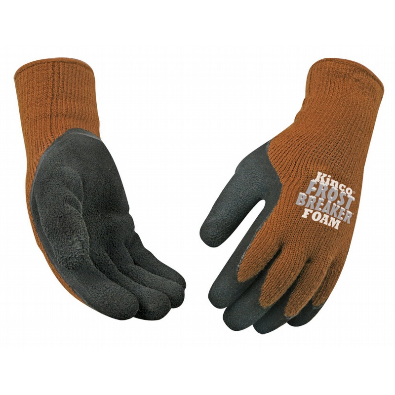 Kinco Frostbreaker Foam Latex Coated Thermal Gloves 1787