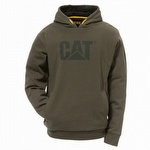 Caterpillar CAT 1910037 Performance Lined Hoodie Army Moss
