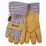 Kinco Traditional Lined Grain Pigskin Gloves