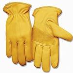 Kinco Unlined Premium Grain Cowhide Gloves