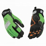 Kinco Hi-Vis Lined XtremeGrip Cold Weather Gloves