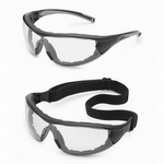 Gateway Swap - Hybrid Safety Goggle with Clear Lens