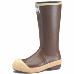 New 22271g xtratuf legacy 15 copper tan neoprene steel for Commercial fishing boots