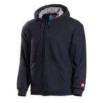 Benchmark FR Hooded Sweatshirt Navy