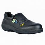 Cofra 34770-CU4 Itaca SD Slip Resistant Steel Toe Work Shoe Black