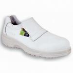 Cofra 34772-CU0 Akron SD Sanyderm Slip Resistant Steel Toe Shoe