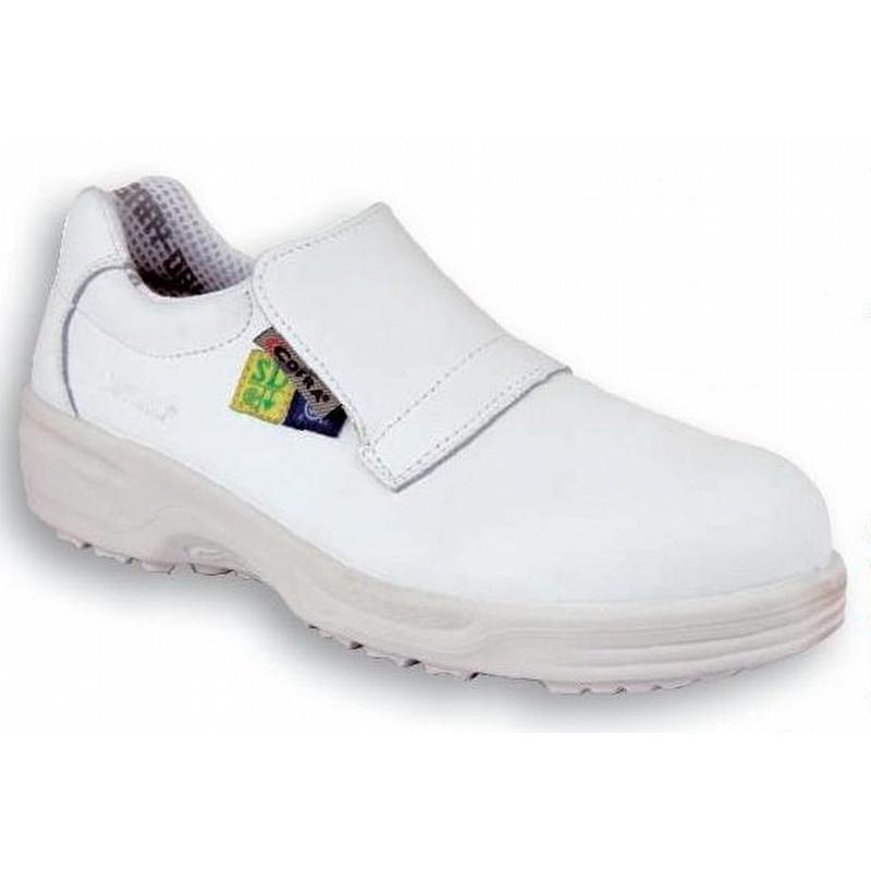 d7ccf533d056 Cofra 34772-CU0 Akron SD Sanyderm Slip Resistant Steel Toe Shoe - 34772CU0