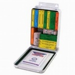 North Safety Swift Loggers First Aid Kit - 16 person with Steel case