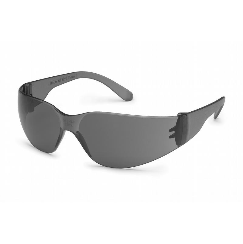 gateway starlite safety glasses gray temples gray lens
