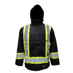 3907FRWJ Viking Professional Insulated Journeyman Rip-Stop FR Jacket