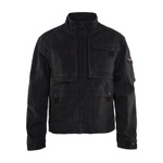 Blaklader 4062 Brawny Canvas Jacket Black