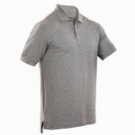5.11 Tactical Professional Short Sleeve Polo Shirt Grey