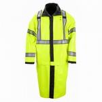 5.11 Tactical Long Reversible High Vis Rain Coat