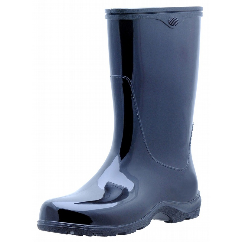 Sloggers Women 39 S Rain And Garden Boots Black 5000bk